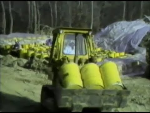 Toxic Waste Discovered in Cecil County 1982 USEPA
