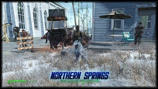 Fallout 4 Northern Springs DLC-The Start