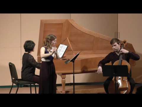 Recital 2016 La Cupis from Pièces de Clavecin en concerts avec une flute et une viole by Jean-Philippe Rameau
