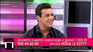 Марио Касас, Entrevista Mario Casas (Parte 1)