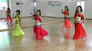 Múa bụng thiếu nhi quận 5 I Wana Dance GV Trang Bellydance