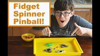 Fidget Spinner Pinball: Ultimate Kids Game | Family Fun Every Day