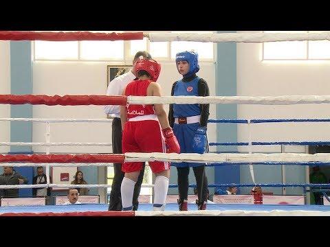 العرب اليوم - شاهد: اتحاد الملاكمة يحتفي بالبطلات المغربيات في أمسية رياضية