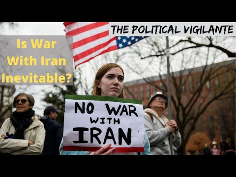 War Machine Will Invade Iran WIth Trump Or Biden