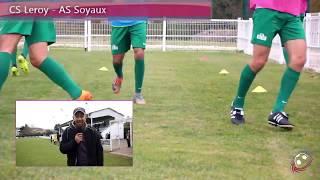 R2 : Angoulême Leroy 1-1 AS Soyaux