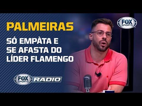 PALMEIRAS X FLAMENGO: Facincani compara os times no