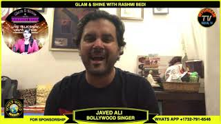 Javed Ali (Bollywood Singer) Interview - Glam & Shine With Rashmi Bedi