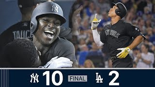 Yankees Game Highlights: August 23, 2019