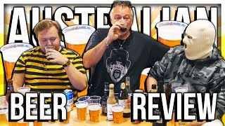 AUSTRALIAN BEER REVIEW