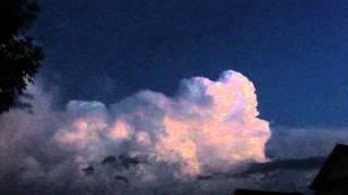 STRANGE LIGHTS IN THE SKY