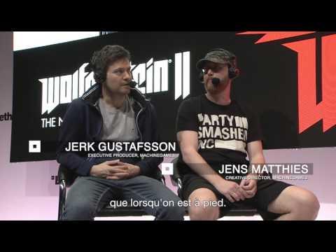 Wolfenstein II : The New Colossus - Vidéo sur B.J Blazkowicz  de Wolfenstein II : The New Colossus