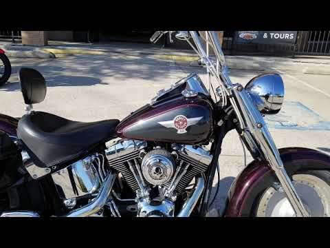 2005 Harley-Davidson<sup>®</sup> Fat Boy® FLSTFI