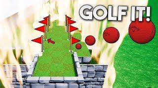 SOLO UN HOYO ES BUENO... QUIEN LO CONSEGUIRÁ? Golf It!