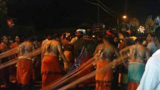 preview picture of video 'Thaipusam Festival at Sungai Petani, Kedah, Malaysia (Feb2008)'
