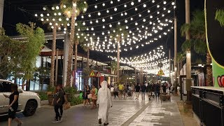 La Mer Dubai, UAE: A Fascinating Dining, Shopping & Entertainment Destination