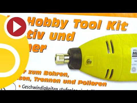 Bestes Review Mannesmann Hobby Tool Kit