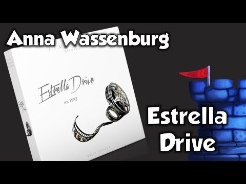 T.I.M.E Stories: Estrella Drive with Anna