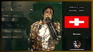 Michael Jackson Live In Basel 1997: Scream - HIStory Tour