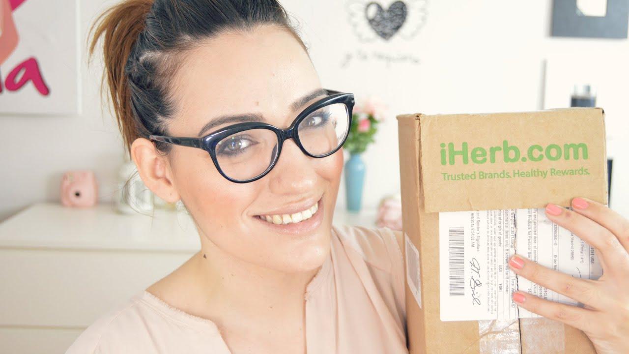 Últimas compras a iHerb: Cosmética variada y cuidado pelo