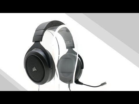 Corsair HS50 review – A great headset for under $50