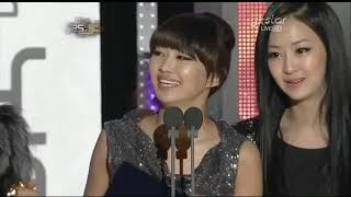 2010 Golden Disk Award Full (Part3/15)