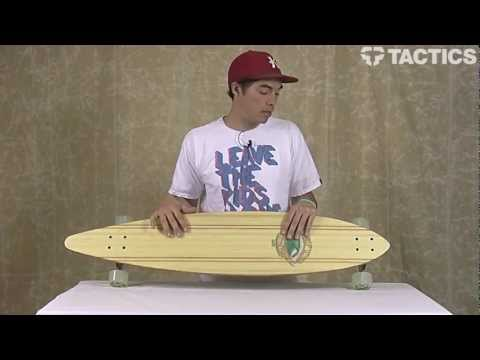 Sector 9 Honolua Bamboo 46 Inch Longboard Review – Tactics.com