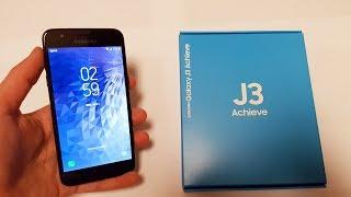 The Best Samsung Galaxy Phone Under $100: Samsung Galaxy J3 2018 Unboxing & Impressions!!