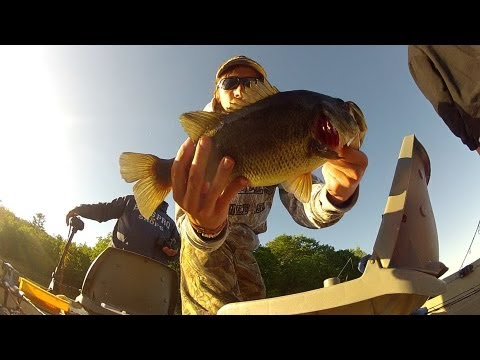 GoPro Hero2 Epic Bass Fishing