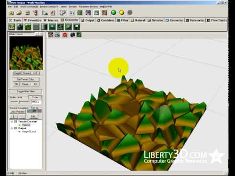 Procedural Generation of Terrain Discussion and Tips: Two