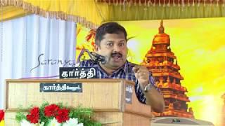 Dr.Ku.Sivaraman 's speech | What to eat what not to eat