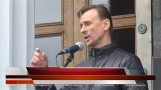 Митинг против пенсионной реформы в г. Воркута