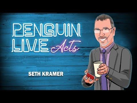Penguin Live Online Lecture - Seth Kramer Act