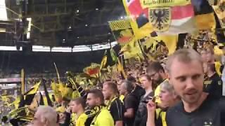 Borussia Dortmund BVB 09 - Rb Leipzig 4:1 highlights Südtribüne