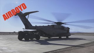 CH-53E Super Stallion Cargo Delivery