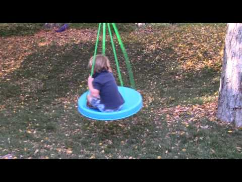 Slackers Sky Saucer Swing (assorted colors)