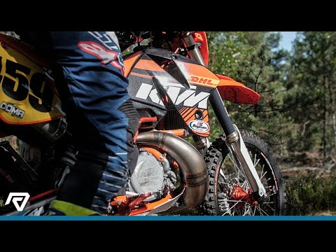 Ride From The Past - KTM 380 EXC 'Special Edition'