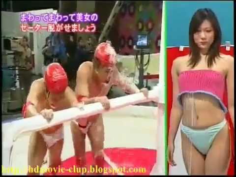 Cười đau bụng với trò chơi ở Nhật Bản