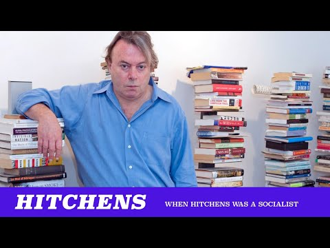 When Christopher Hitchens Was A Socialist ft. Joshua Kahn Russell (TMBS 133)