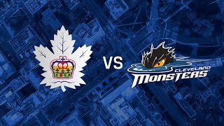 Monsters vs. Marlies | Feb. 26, 2020