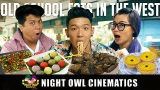 Food King Singapore: Old School Eats In The West!