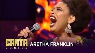 Débora Pinheiro emociona 96 jurados ao cantar Natural Woman, de Aretha Franklin