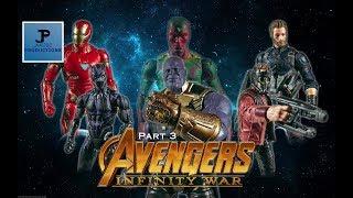 Avengers: Infinity War [Part 3 Finale] (Stop Motion Film Series)