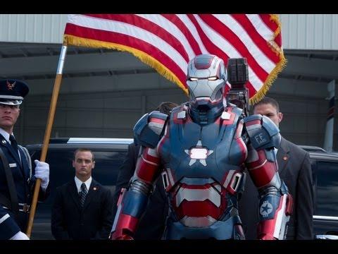Iron Man 3 (2013) Teaser Trailer
