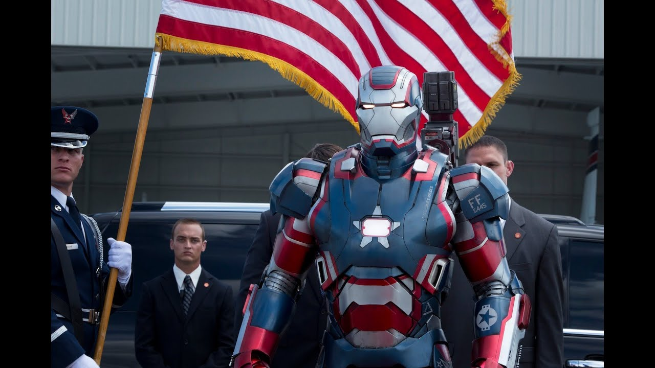 The First Iron Man 3 Trailer Is Pretty Damn Great