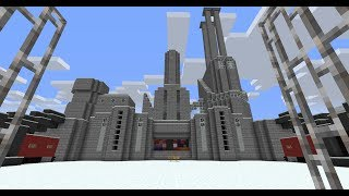 Minecraft - Wonka's Choclate Factory V2 - Part 1 (Old Version)
