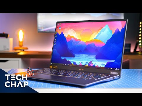 Acer Swift 5 (Late 2019) Review - A BIG Upgrade! | The Tech Chap