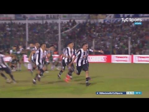 Resumen del partido entre Sarmiento y Central Córdoba