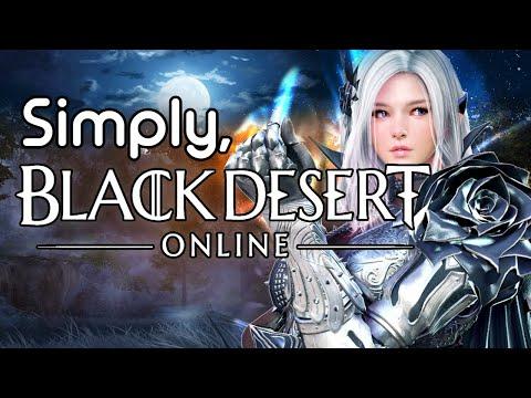 Simply, Black Desert Online