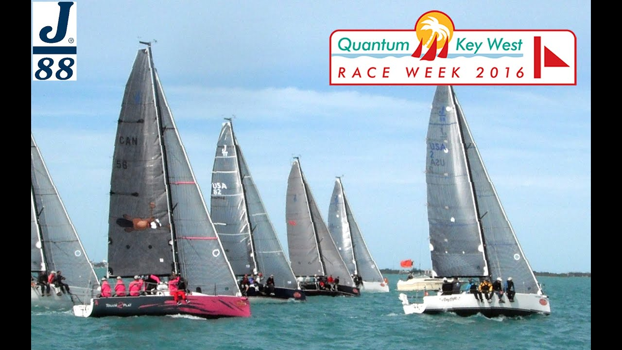 J/88 Awesome 2016 Quantum Key West Race Week