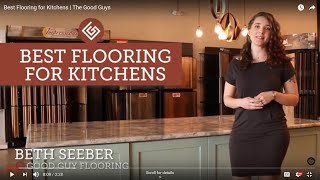 Best Flooring for Kitchens | The Good Guys
